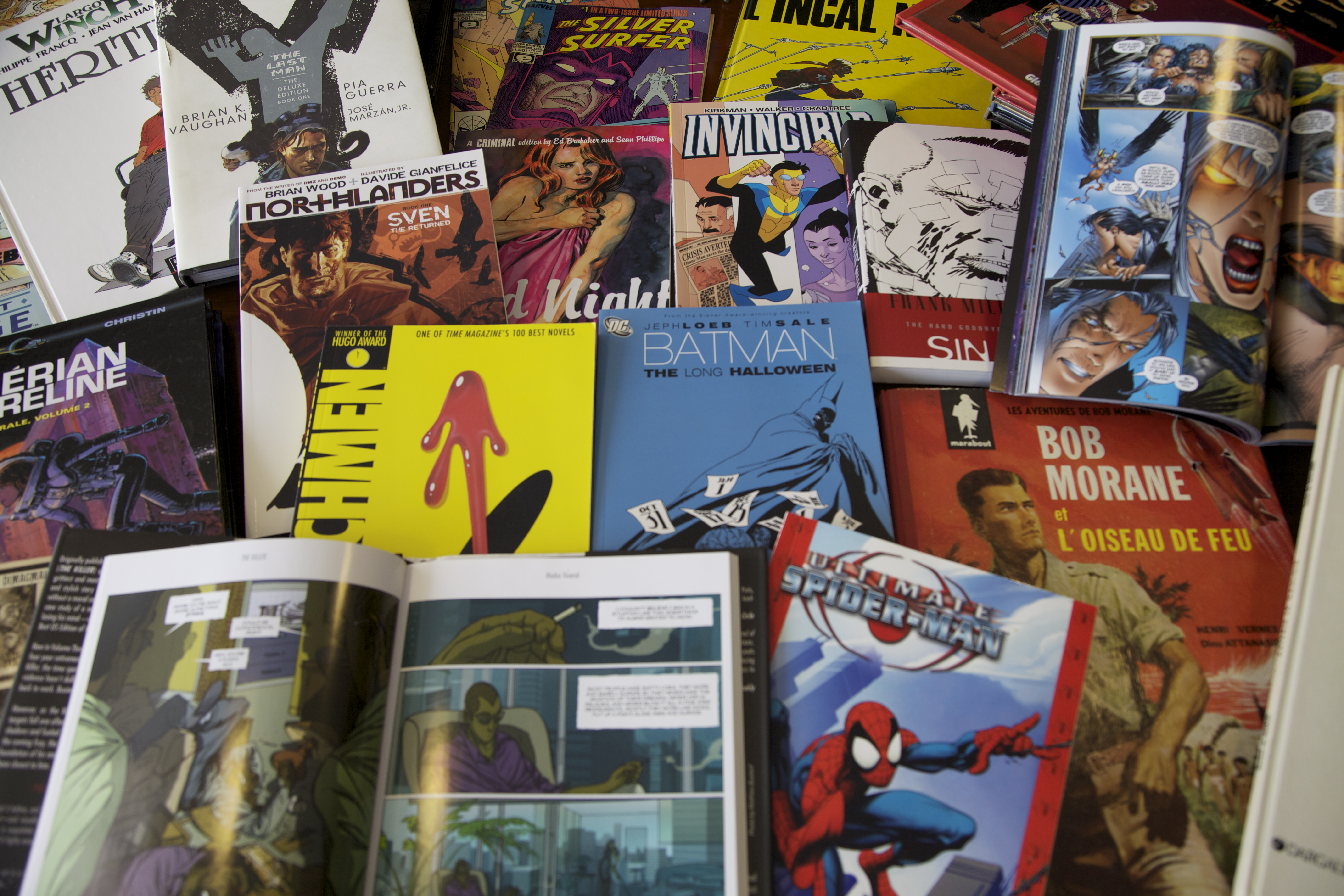 The Best Comic Books Of All Time Moebius On Myetvmedia